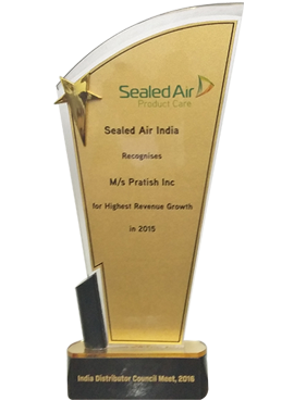Sealed Air highest growth 2015