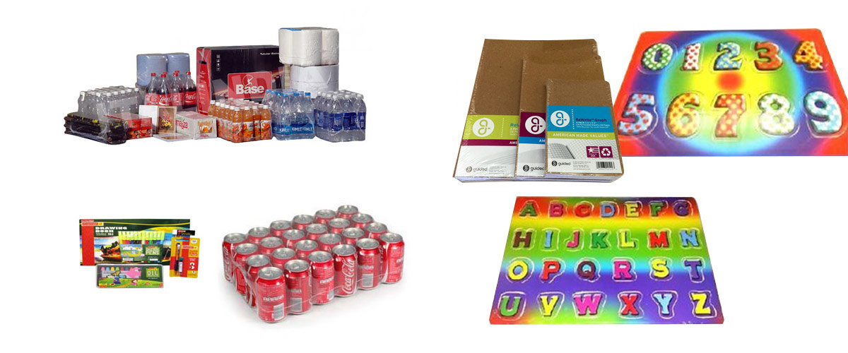 Shrink Wrapped Stationery, Cards and Gift Wrap